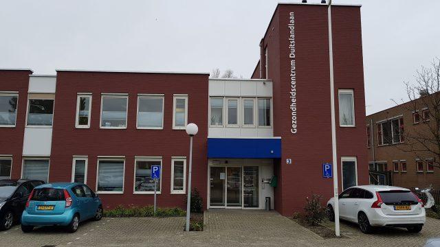 Huisartsenpraktijk Noordzij gezondheidcentrum Duitslandlaan